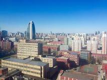 Landscape of modern city Stock Image