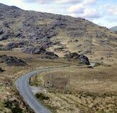 Landscape of Moll's Gap in Ireland Royalty Free Stock Photos