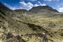 Landscape of Momin Dvor Peak, Pirin Mountain, Bulgaria Royalty Free Stock Photography