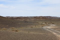 Landscape in Mongolia Stock Photo