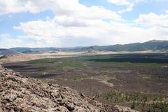 landscape mongolianen Royaltyfri Bild