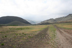 landscape mongolianen Royaltyfria Foton