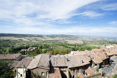 Landscape Montepulciano Stock Photos