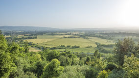 Landscape mood in Italy Marche Stock Photos