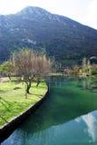 Landscape in Morinj Stock Photos