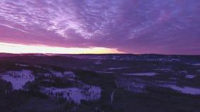Landscape morning sunrise beautiful. Video of landscape morning sunrise beautiful stock video