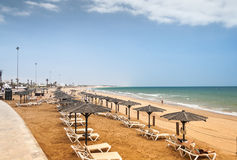 Landscape of Morocco Royalty Free Stock Photography