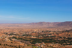 Landscape in Morocco Royalty Free Stock Photography