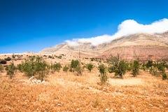 Landscape of Morocco Stock Photo