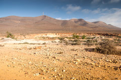 Landscape of Morocco Royalty Free Stock Photo