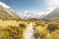 Landscape, Mount Cook Royalty Free Stock Images