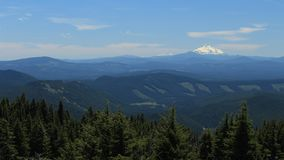 Landscape Mount Jefferson Stock Photography