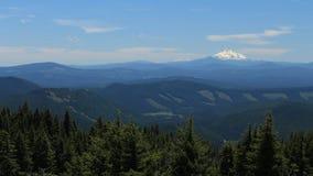 Landscape Mount Jefferson Stock Photography