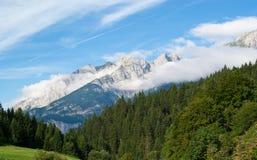 Landscape mountain Stock Photos