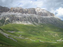 Landscape of mountain Royalty Free Stock Image