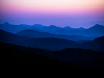Landscape mountain Royalty Free Stock Images