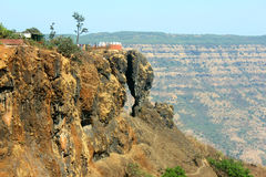 Landscape,  Mountain of Mahabaleshwar Royalty Free Stock Photography