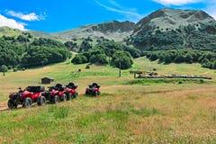 Landscape of mountain Royalty Free Stock Photos