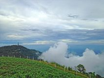 Landscape. The mountain in Thailand Stock Photo