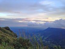 Landscape. Mountain in Thailand Stock Photos