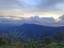 Landscape. The mountain in Thailand Stock Images