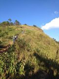 Landscape mountain view Stock Photos