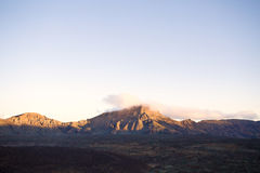 Landscape with mountain Royalty Free Stock Photos