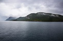 Landscape in Norway Royalty Free Stock Images