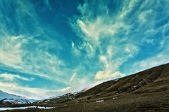 Landscape. A mountains landscape in France Stock Image