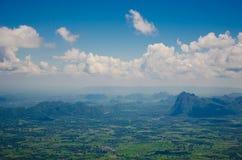 Landscape mountains Stock Image