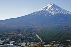 Landscape in Mt.Fuji Royalty Free Stock Image