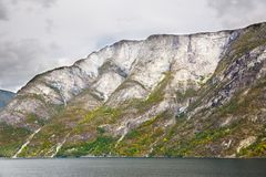 Landscape in Norway Stock Photos