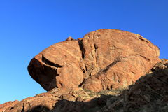 Landscape in the Namib Naukluft National Park in Namibia Stock Photography
