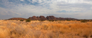 Landscape in Namibia Stock Photos