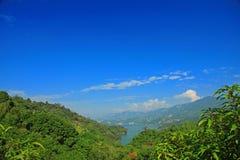 Landscape of Nan-Hua Reservoir, Tainan, Taiwan Stock Photography