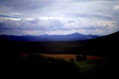 Landscape. National Park Czech Switzerland stock photo