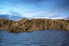 Landscape Natural mountain render Stock Photos