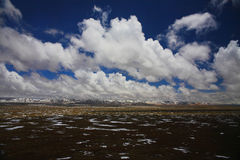 Landscape,Nature,China,Tibet Royalty Free Stock Photo