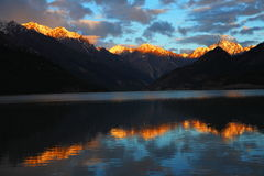Landscape,Nature,China,Tibet Royalty Free Stock Photos