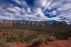 Landscape nature - Sedona, Arizona Royalty Free Stock Image