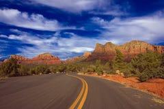 Landscape nature - Sedona, Arizona Royalty Free Stock Images