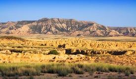 Landscape of Navarra in summer Stock Photos