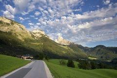Landscape near Annaberg stock photos