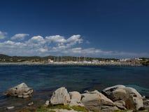 Landscape near Campulongo, Sardinia, Italy Royalty Free Stock Image