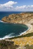 Landscape near Cape Espichel Royalty Free Stock Images