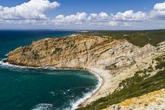 Landscape near Cape Espichel Stock Photo