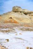 Landscape near the Dead Sea, Israel Stock Image