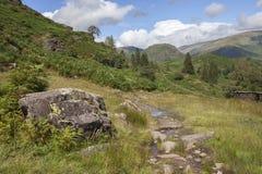 Landscape near Grasmere. The Lake District, Cumbria, England Stock Photo