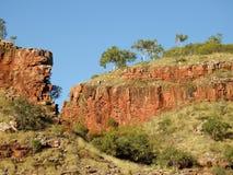 Landscape  near Kununurra Royalty Free Stock Images