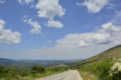 Landscape Near Ljubinje Royalty Free Stock Photography